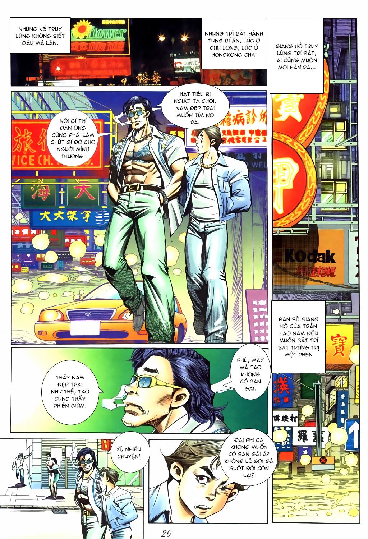 Người Trong Giang Hồ Chap 437 - Next Chap 438 image 19