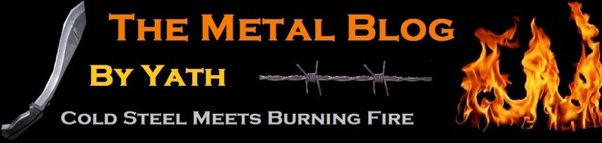 THE METAL BLOG (by Yath)