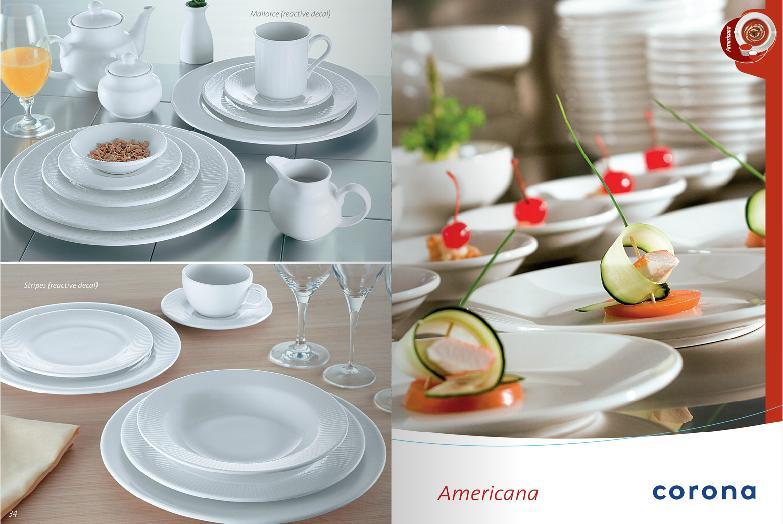 Almacen multirepuestos dotacion restaurante for Vajilla para restaurante