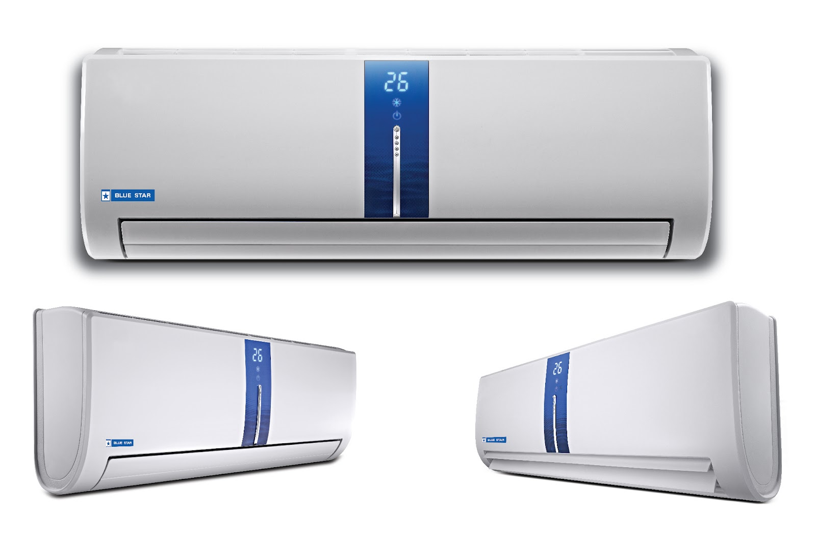 Ultra cool Fun: Top 10 Airconditioners (AC's) in India #20407D