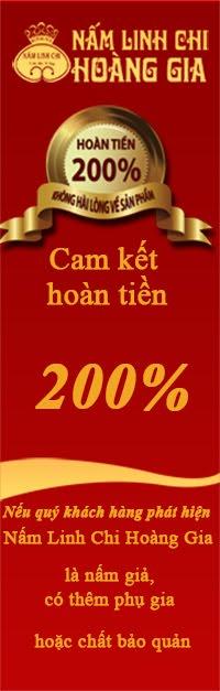 CAM KẾT HOÀN TIỀN