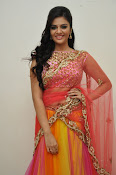 sri mukhi glam pix in half saree-thumbnail-11