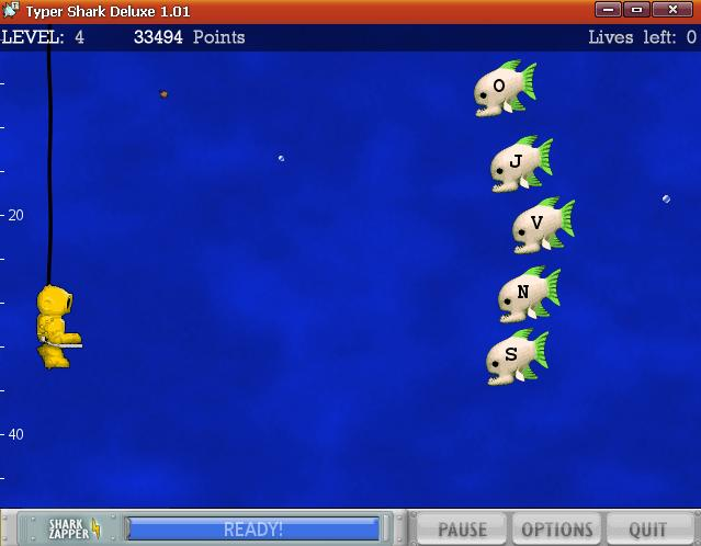 free  games typer shark deluxe full version