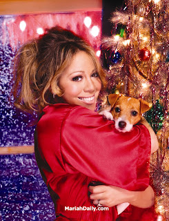 Mariah Carey and Jack Christmas