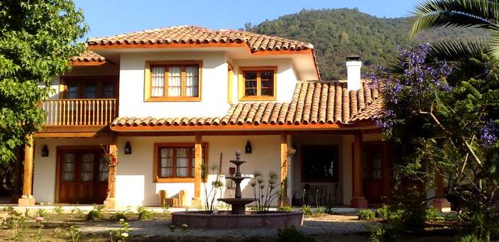10 modelos de casas estilo chilena zona inmobiliaria for Fotos de casas modernas con tejas