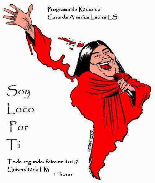 Soy Loco Por Ti - Programa de radio da Casa da America Latina ES
