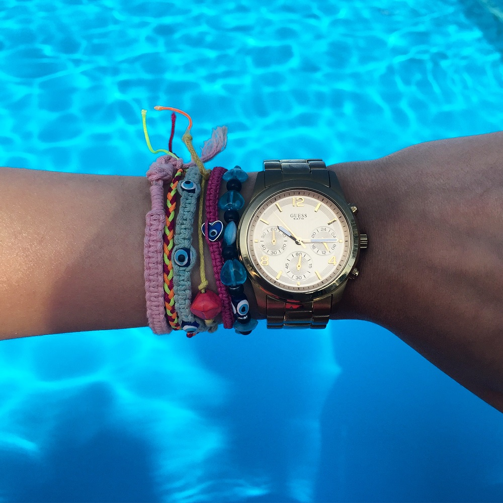 peexo fashion blogger summer arm candy
