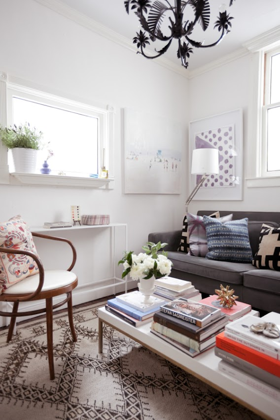 A CUP OF JO: San Francisco apartment tour (