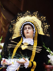 JUEVES DE PASIÓN - La Napolitana - Templo La Recoleta
