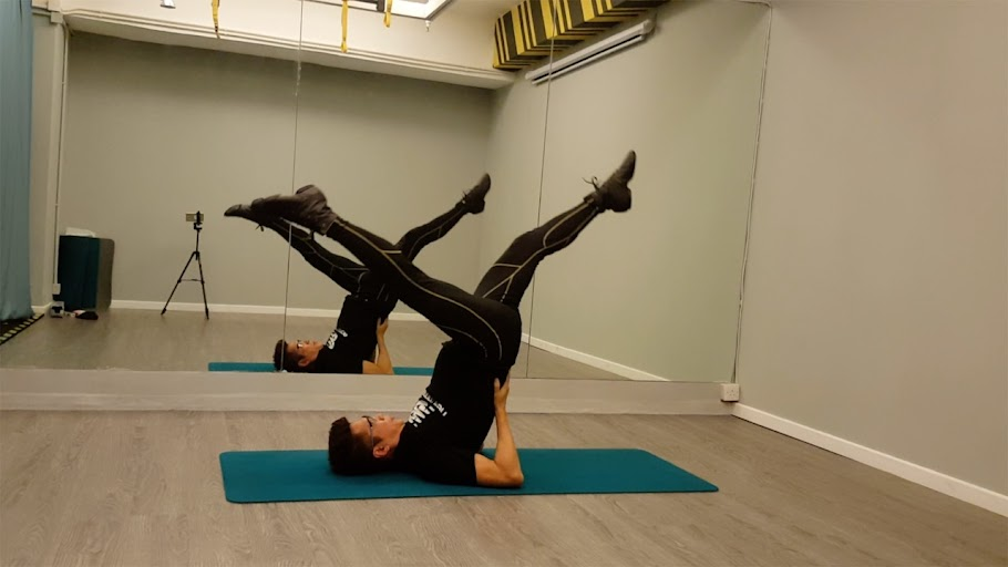Pilates 自癒腰背痛運動 Angus Wong