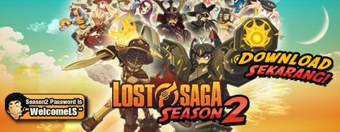 Lost saga season 2 online System Requirements