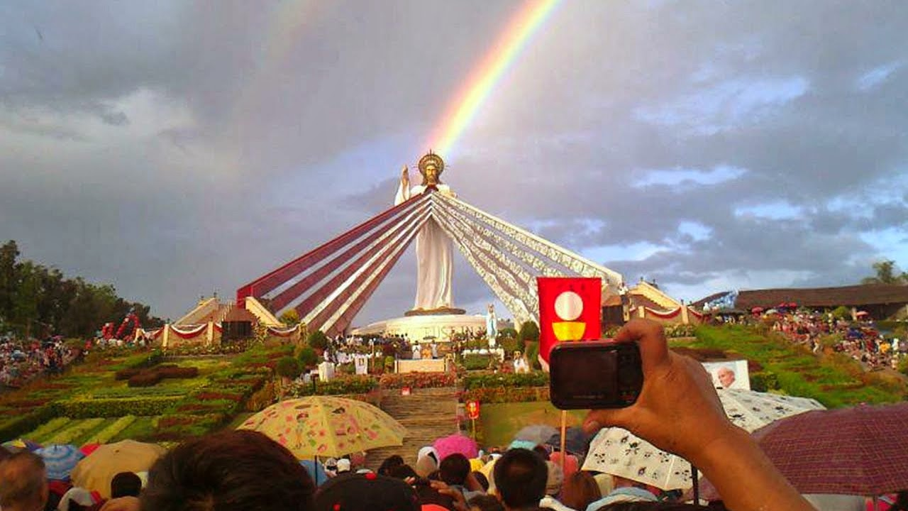 The Mysteries and Miracles of Divine Mercy Hills