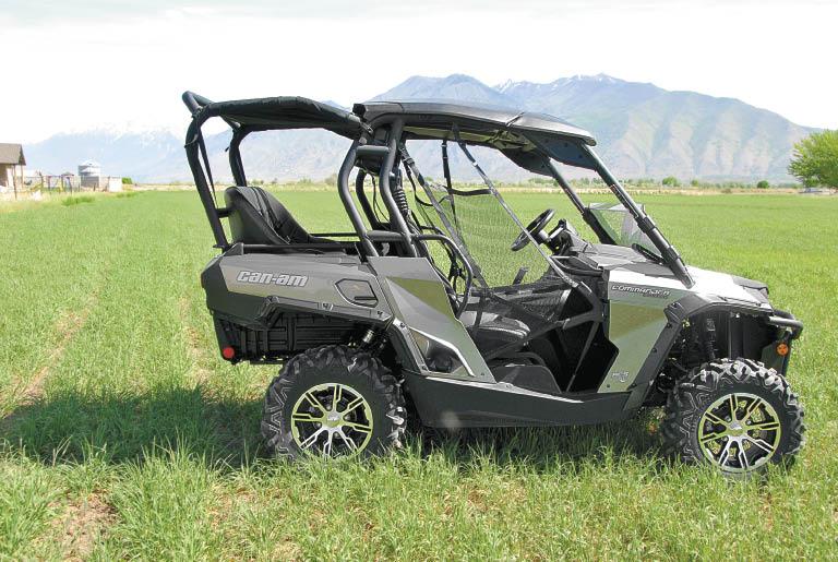 Yamaha Rhino  Seater Conversion