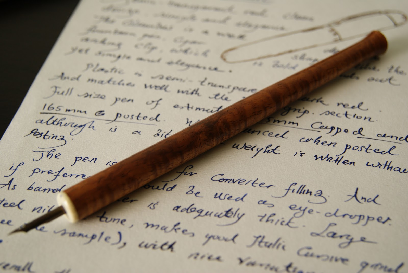Quill Pen Writing Quil...