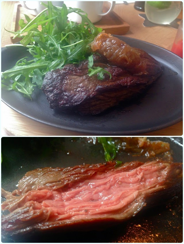 Pure Bar and Kitchen, Birmingham - Steak