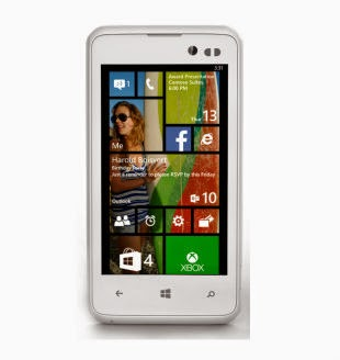 Buy Celkon Win 400 (Microsoft Windows Phone 8.1) Rs. 3,399 only