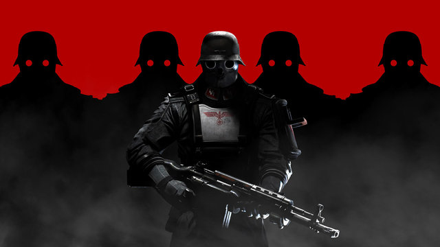 Wolfenstein New order logo