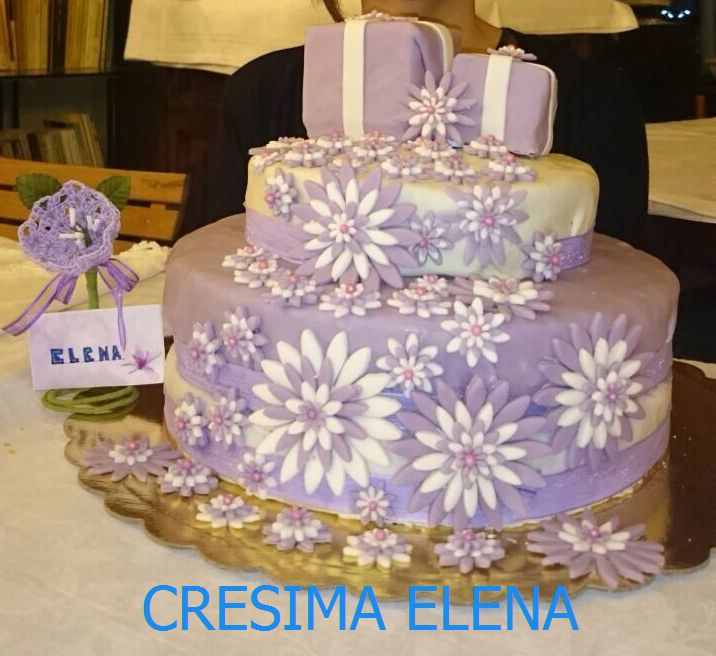 ***CRESIMA ELENA ***