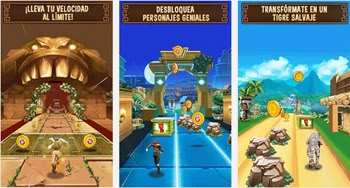 Juega Danger Dash en tu teléfono con Android