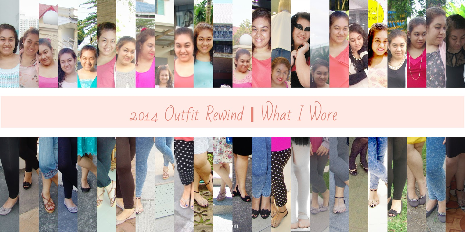 2014 Outfit Rewind | What I Wore