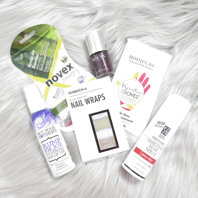 beauty box 5 january 2016 - the beauty puff