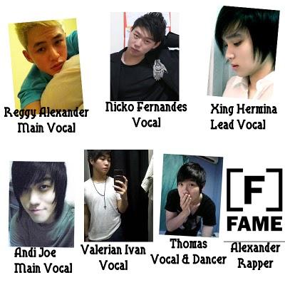 Fame Boyband Indonesia