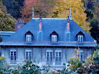 Maison abandonnée au centre-ville de Grenoble