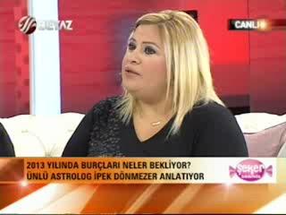 ipek-dönmezer-pınar-dilşeker-şeker-tadında-beyaz-tv-2013