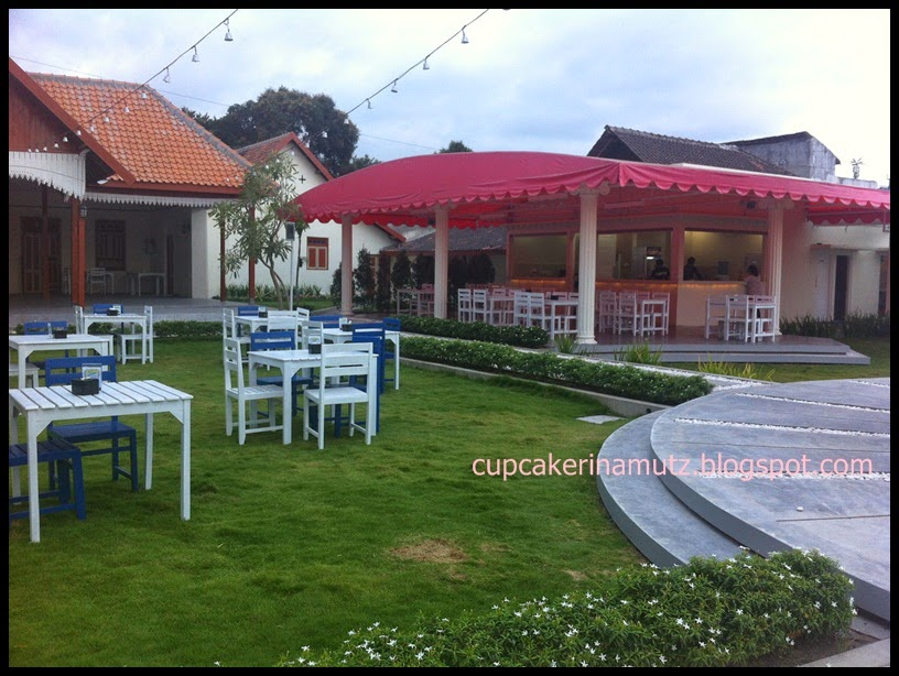 Secret Garden Cafe Jogja Menu