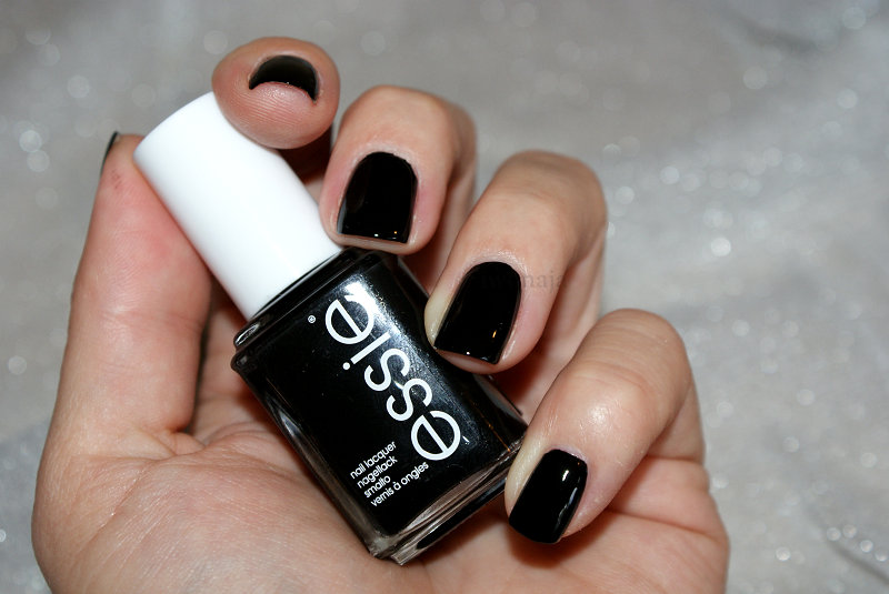 Licorice. Essie.
