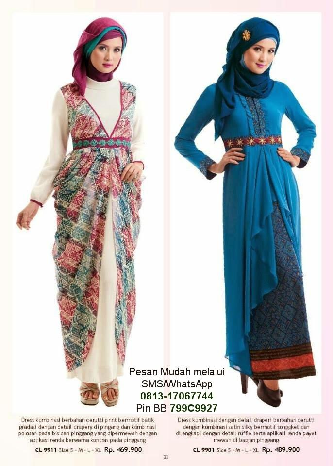 Butik Baju Muslim Terbaru 2018: Baju Lebaran Terbaru Esme