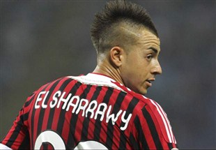 AC Milan : El Shaarawy on the left?