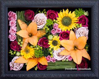 Frame Your Wedding Flowers Wedding Bouquet Preservation