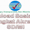 Download Sosialisasi Perangkat Akreditasi Sekolah