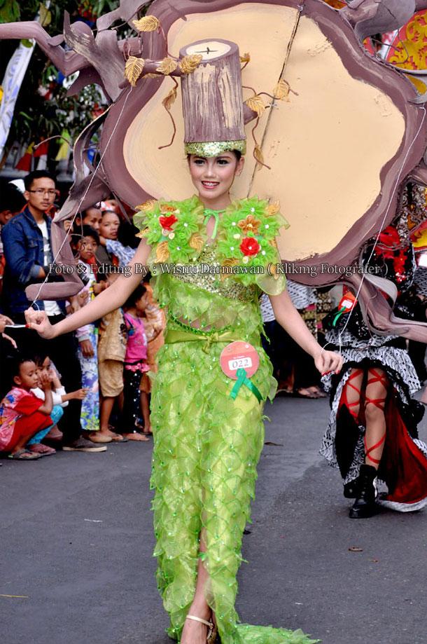 Carnival Dekrasnasda Jawa Tengah 2015