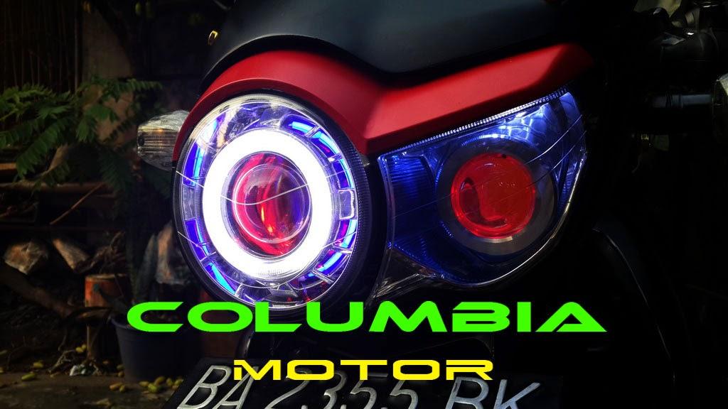COLUMBIA MOTOR Retrofit Tiger Revo