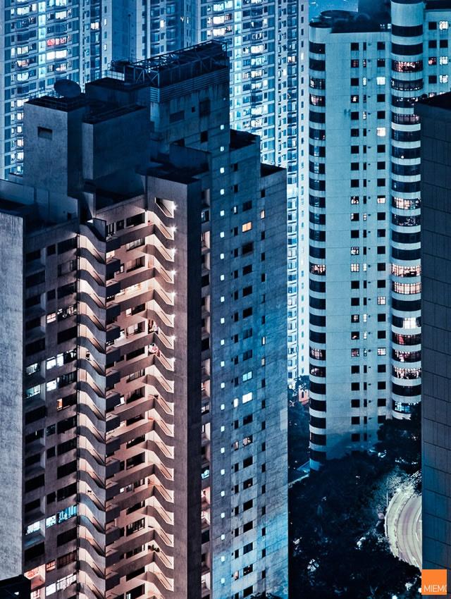 Miemo Penttinen. Hong Kong Facades