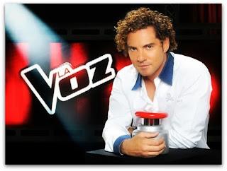 David Bisbal  la voz 2013
