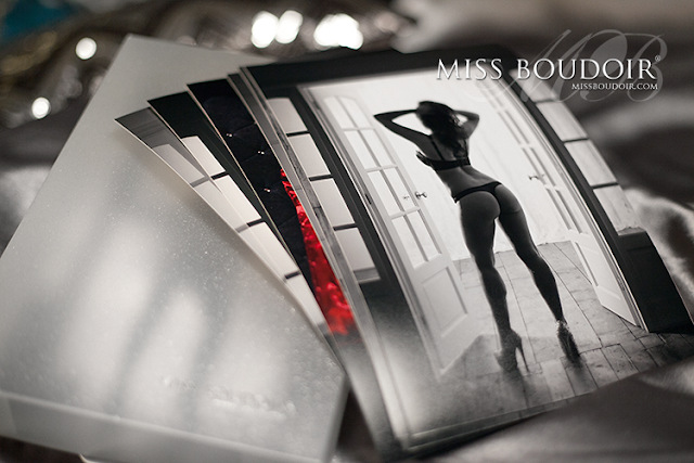 Boudoir photography prints