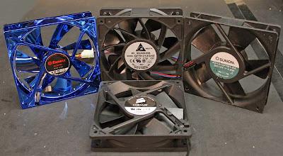 Comparing Corsair Hydro Series H60 Fans pic4