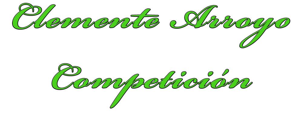 Clemente Arroyo Competición
