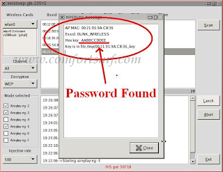 How to hack a wifi password easy way to hack wifi password with 7 if it found a password it should appear like this ccuart Images