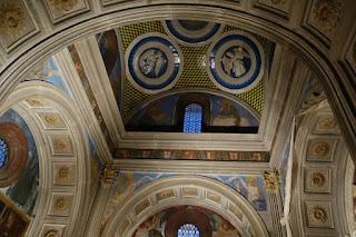 San Miniato Florence Italy Gregorian Chant chapel art