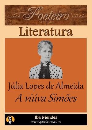 A viúva Simões - Júlia Lopes de Almeida - Iba Mendes