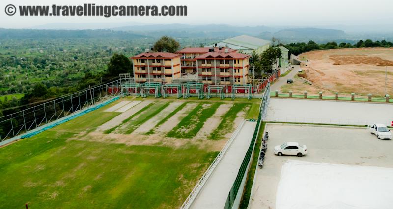 Tour De Dharmshala Stadium A Quick PHOTO JOURNEY Inside