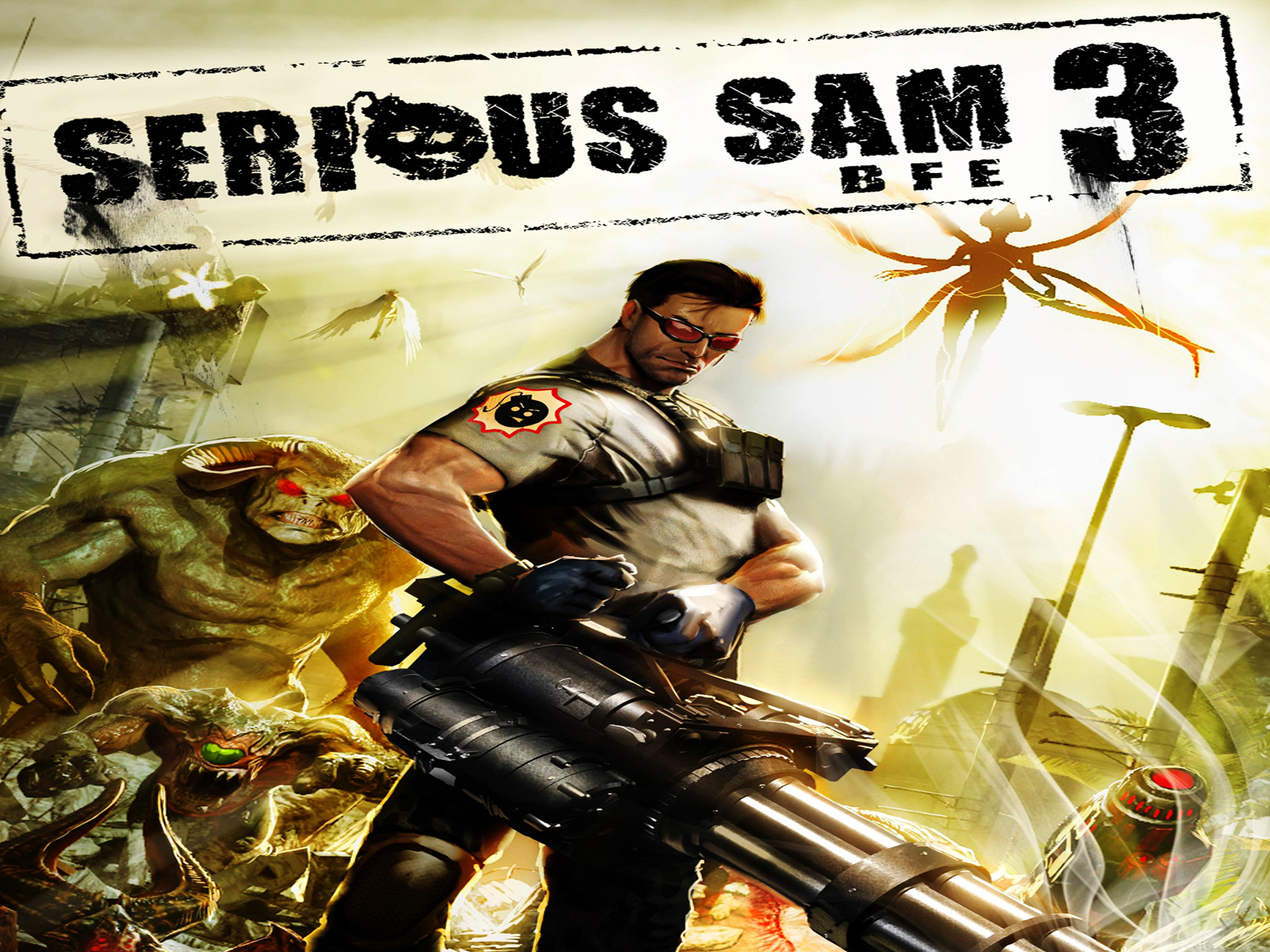 Serious Sam 3 Bfe Hd Wallpapers Hd Wallpapers