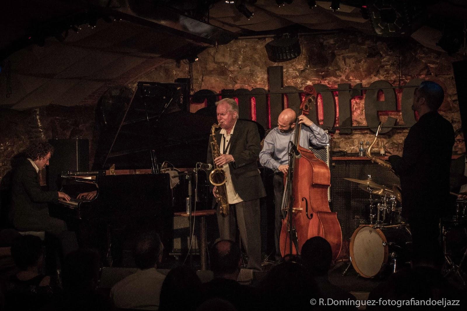 © R.Domínguez-Scott Hamilton & Toni Solà Quintet