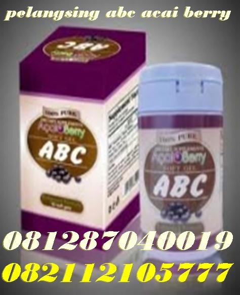 OBAT PELANGSING ABC ACAI BERRY 082112105777 - Iklan Gratis ...
