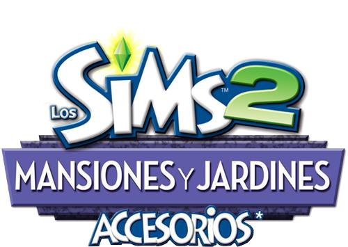 Los sims 2 mansiones y jardines accesorios sims soul for Sims 2 mansiones y jardines
