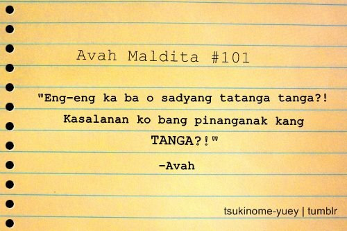 avah maldita Avah chen is my name and hating is my game loved by no one, hated by everyone half-chinese pure-maldita.